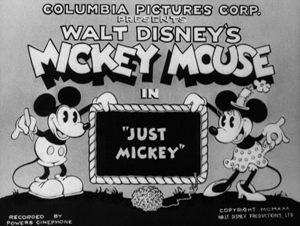 Liste des cartoons mickey mouse chronique disney for Old house tunes