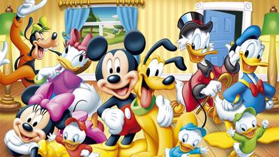 Mickey et ses amis liste et portraits des personnages disney - Amis de mickey ...