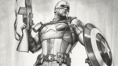 Liste Des Portraits Des Personnages Marvel