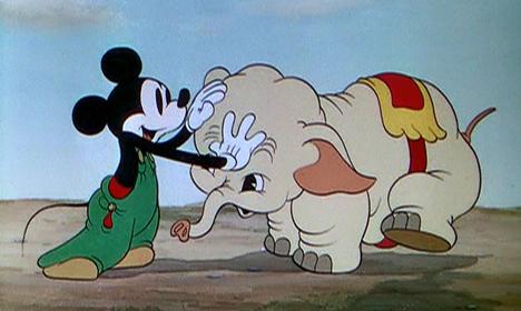 L'Éléphant de Mickey