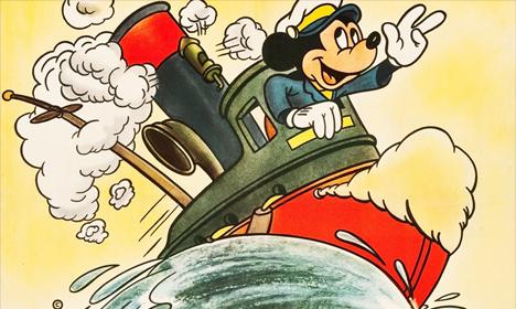 [Critique] Le Remorqueur de Mickey