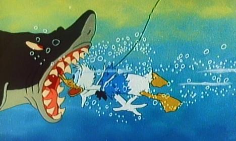 [Critique] Donald et Dingo Marins