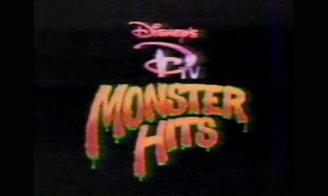 Disney's DTV Monster Hits