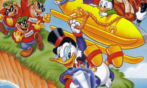 DuckTales sur NES