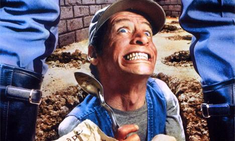 Ernest en Prison