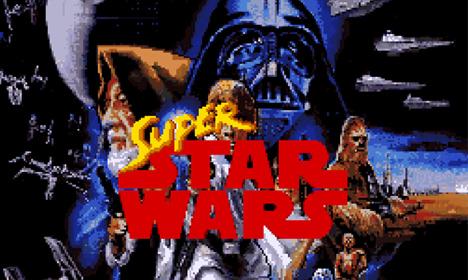 Super Star Wars sur SNES