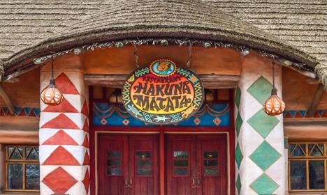 [Critique] Restaurant Hakuna Matata