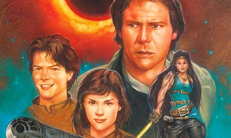 [Critique] Les Jeunes Chevaliers Jedi - 12 : La Vengeance du Soleil Noir