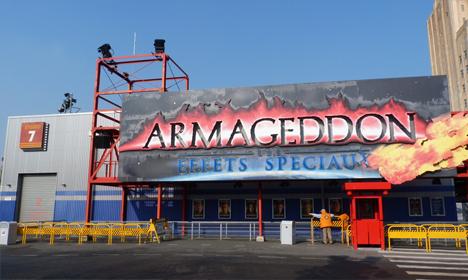 Armageddon : Les Effets Spéciaux