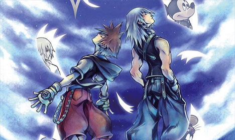 Kingdom Hearts Re: Chain of Memories sur Playstation 4
