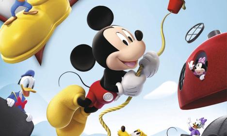 La Maison de Mickey : La Chasse aux Œufs de Pâques
