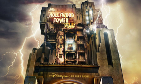 The Twilight Zone Tower of Terror - Un Saut Dans la Quatrième Dimension
