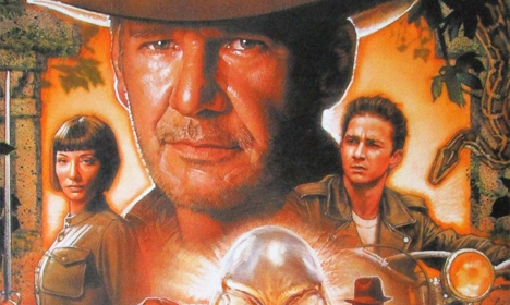 Indiana Jones et le Royaume du Crâne de Cristal - L'Adaptation en Comics