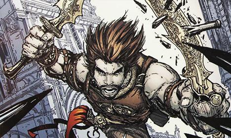 Prince of Persia: Avant la Tempête de Sable