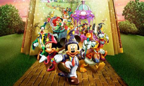 La Magie Disney en Parade !