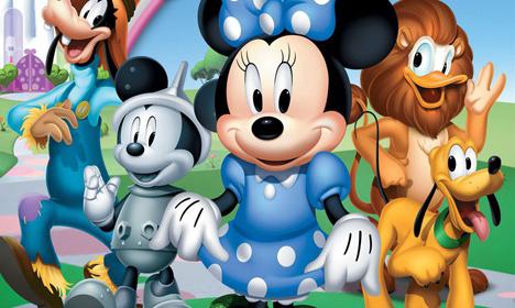 La Maison de Mickey : Le Magicien d'Izz