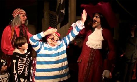 La Pirate Académie du Capitaine Crochet