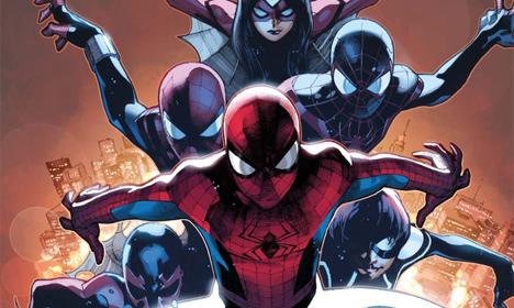 [Critique] Spider-Man : Spider-Verse