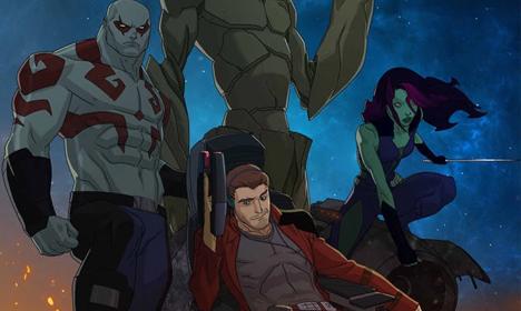 Les Gardiens de la Galaxie - Saison 1