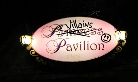 Villains Pavilion