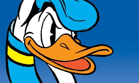 [Critique] Walt Disney's Donald Duck - The Sunday Newspaper Comics : Volume 2 - 1943 - 1945