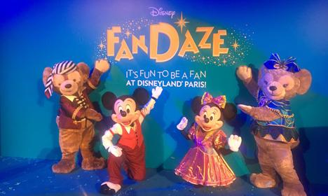 Disney FanDaze Bloggers Event