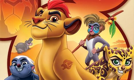 La Garde du Roi Lion : L'Ombre de Scar