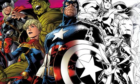 L'État du Marché du Comics en 2017