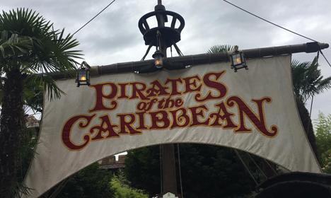 Réouverture de Pirates of the Caribbean
