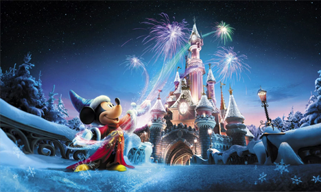 Le Noël Enchanté Disney de Disneyland Paris Saison 2017