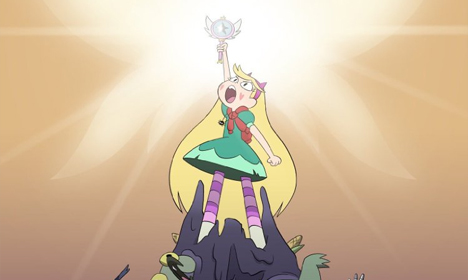 Star vs. the Forces of Evil : The Battle for Mewni