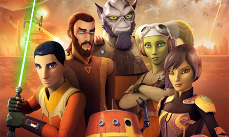 Star Wars : Rebels - Saison 4