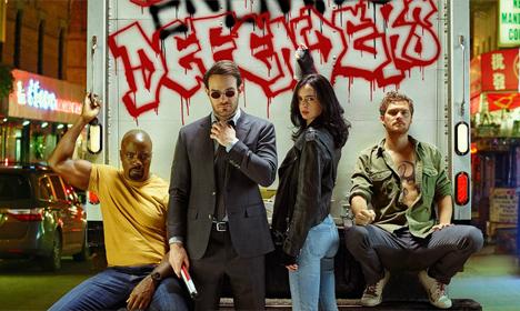 L'Ordre de Visionnage des Séries Marvel sur Netflix