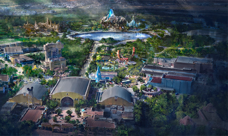 Disneyland Paris en Passe de Piloter Disney en Europe ?