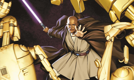 [Critique] Mace Windu : Jedi de la République