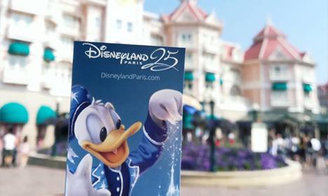 La Gestion des Ré-entrées par Disneyland Paris