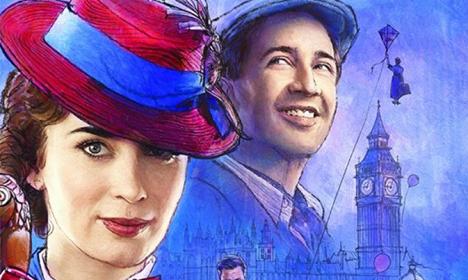 [Critique] Le Retour de Mary Poppins