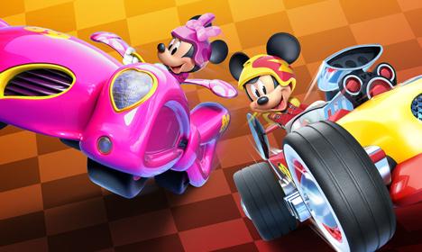 Mickey et ses Amis : Top Départ ! - Au Cinéma