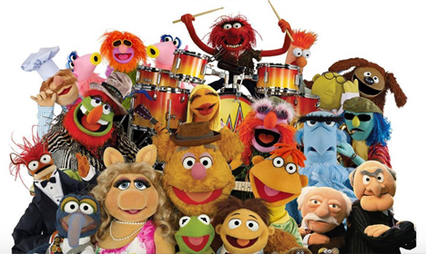 [Critique] The Muppets Take the O2