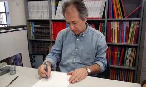 Entretien avec Fabrizio Petrossi