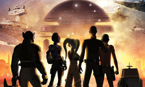Star Wars : Rebels - Réunion de Famille
