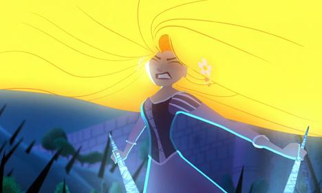 Raiponce : Le Secret de la Larme de Soleil