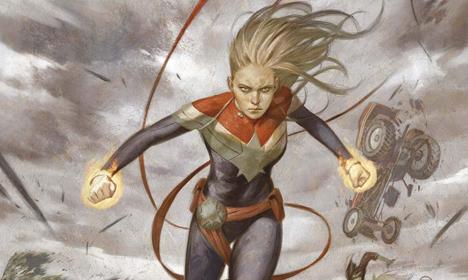 [Critique] La Vie de Captain Marvel