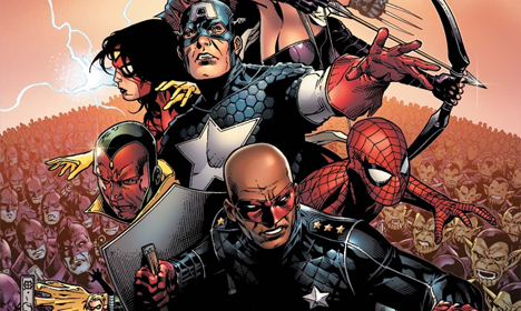 [Critique] Avengers par Allan Heinberg et Jim Cheung