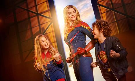 [Critique] Rencontre Héroïque : Captain Marvel