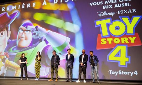 [Dossier] Les Voix Françaises de Toy Story 4 à Disneyland Paris