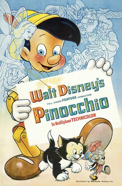 Pinocchio chronique disney critique du film - Poisson pinocchio ...