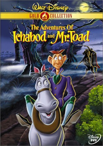Adventures of Ichabod and Mr.Toad