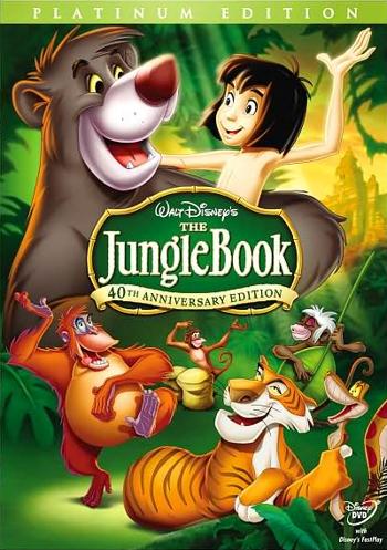 Le Livre De La Jungle Chronique Disney Critique Du Film De 1967