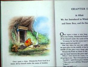 Les aventures de winnie l 39 ourson chronique disney for Maitre d oeuvre en anglais